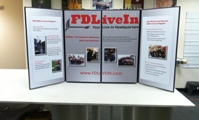 Table-Top Displays & Tabletop Banners